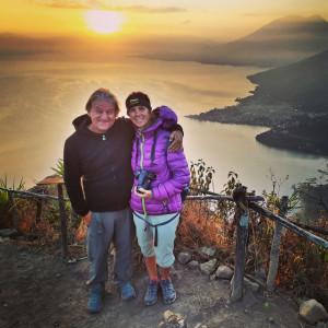 20 fév lever de soleil Atitlan Indian Nose 45 Tia Maury B