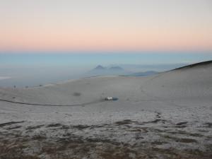 cratère de l'Acatenango