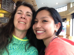 06 nov 2018 Bogota avec Martha