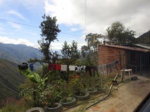 en route vers Bucaramanga