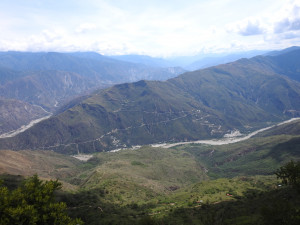 21 nov 2018 canyon Chicamocha 1 B