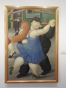 7 nov 2018 Bogota musée Botero 4