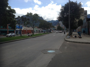 8 nov 2018 Bogota sans abris 1