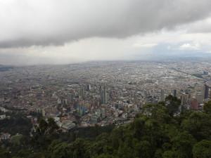 Bogota 5 nov 2018 Bogota 19 mont Serrate B