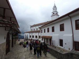 Bogota 5 nov 2018 Bogota 24 mont Serrate B