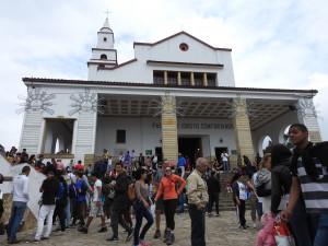 Bogota 5 nov 2018 Bogota 25 mont Serrate B