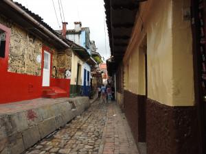 Bogota 5 nov 2018 Bogota 34 mont Serrate