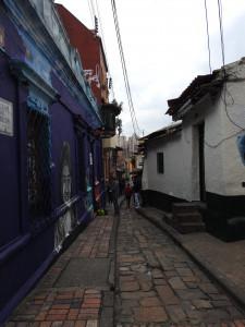 Bogota 5 nov 2018 Bogota 38 mont Serrate tag