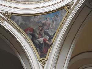 Bogota 6 nov 2018 Bogota 8 relief cathédrale place Bolivar B