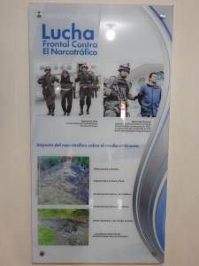 Bogota 6 nov 2018 musée police 7 B