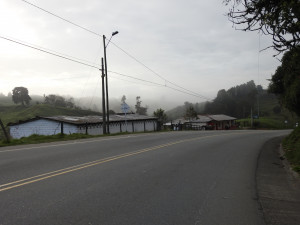 vers Medellin