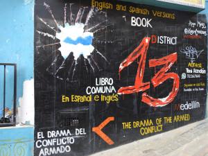 graffitis commune 13