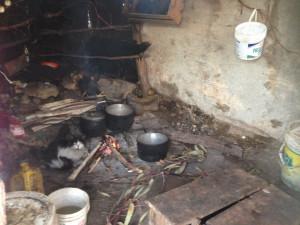 La cuisine chez Sarah
