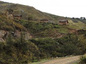 les trois petites cabanes de berger