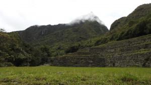 la montagne Machu Picchu