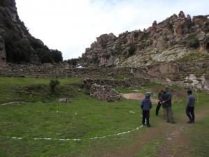 site archéologique Maria Fortalezza
