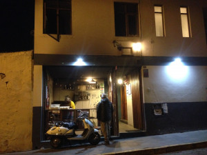 pizzéria chez Gian Carlo