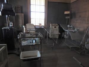 salle d'acouchement